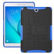 Stand armor ballistic case for Galaxy Tab A 9.7inch T550 anti-scratch back cover
