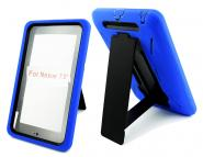 Robot stand hybrid silicone case for Nexus 7inch