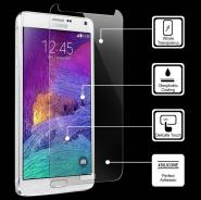 2.5D 9H shatterproof tempered glass protector for Galaxy Note 4