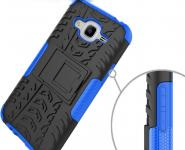 Stand armor ballistic anti-skid case for Galaxy J2 2016