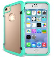 2 in 1 scratchproof Matte back case for iPhone 7