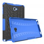 Rugged Plastic stand cover for Galaxy Tab P580 housing
