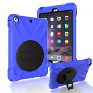 Rotated stand shockproof case for iPad mini 1 2 3