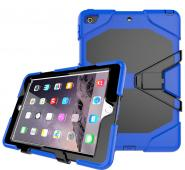 Military duty waterproof survivor case for iPad 9.7