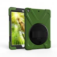 Full protector armor cover for iPad 9.7inch 2017 with handstrap