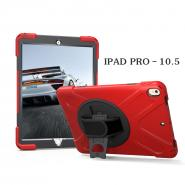 Rugged handstrap case for iPad Pro 10.5